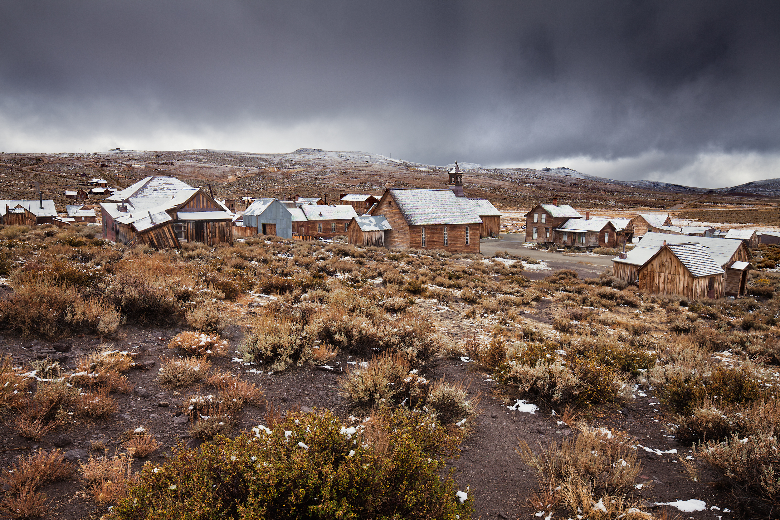 Approaching Storm - Bodie (5996)