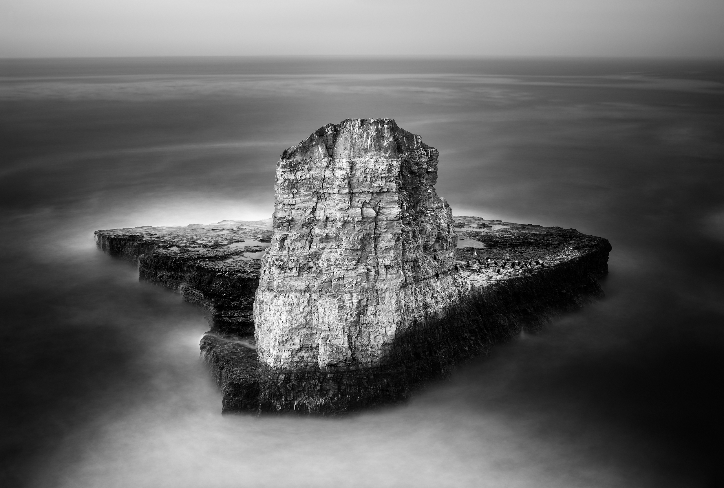Four Mile Rock - Santa Cruz (BW5201)