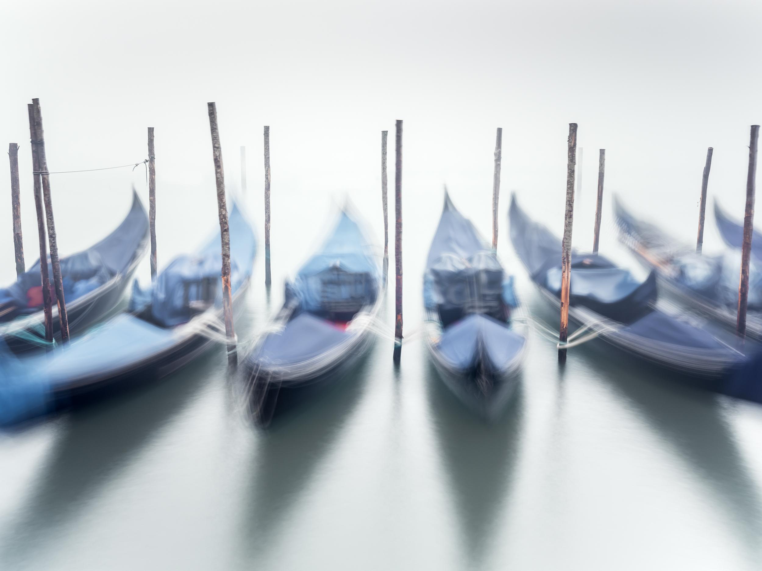 Gondola Study 2 - Venice (2188)
