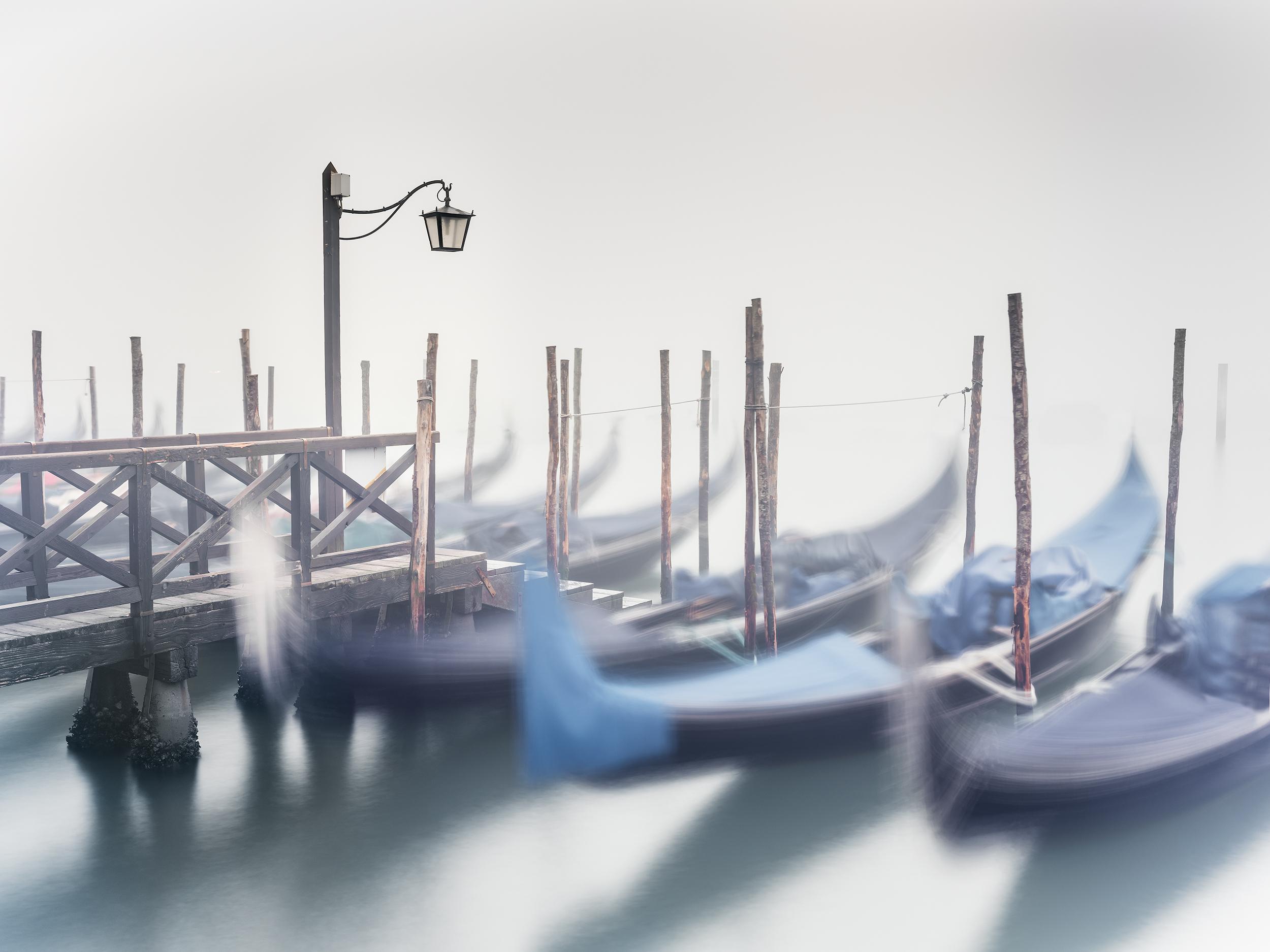 Gondola Study 3 - Venice (2193)
