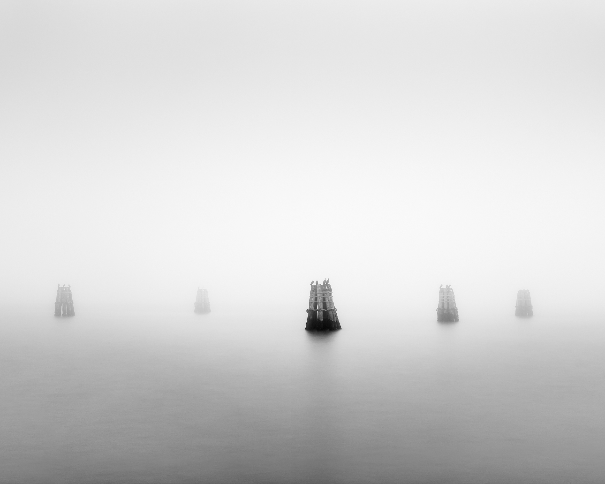 Venice Lagoon Study 1 - Venice (2550)