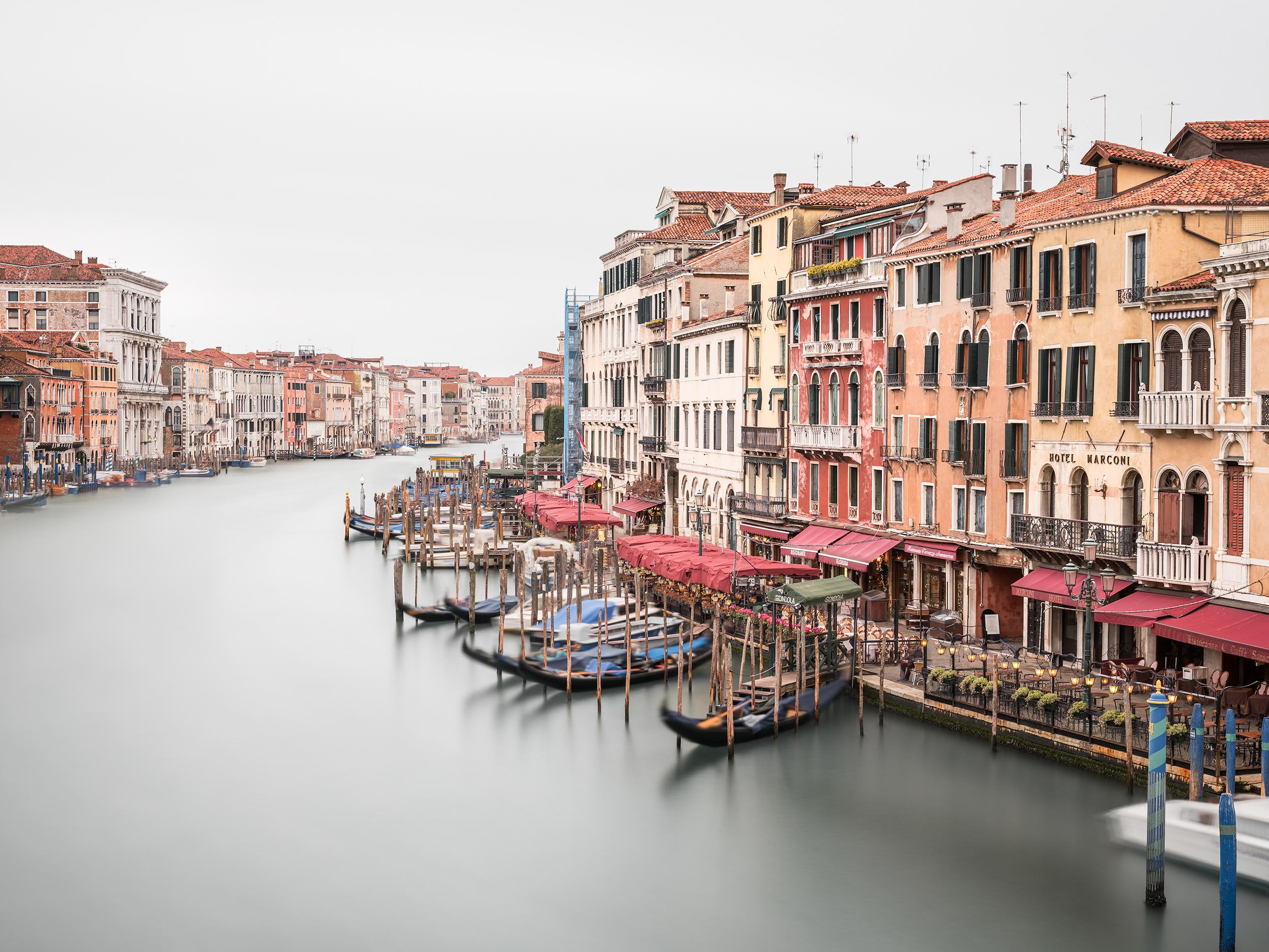 Grand Canal from Rialto - Venice (2304)