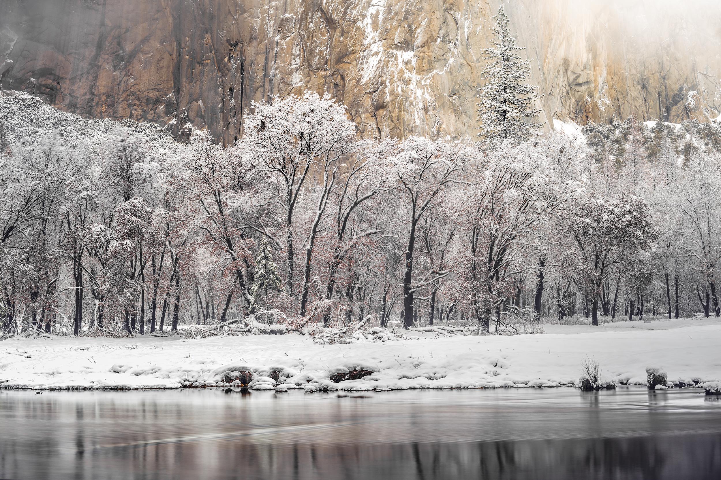 El Capitan and Merced Winter (4912)
