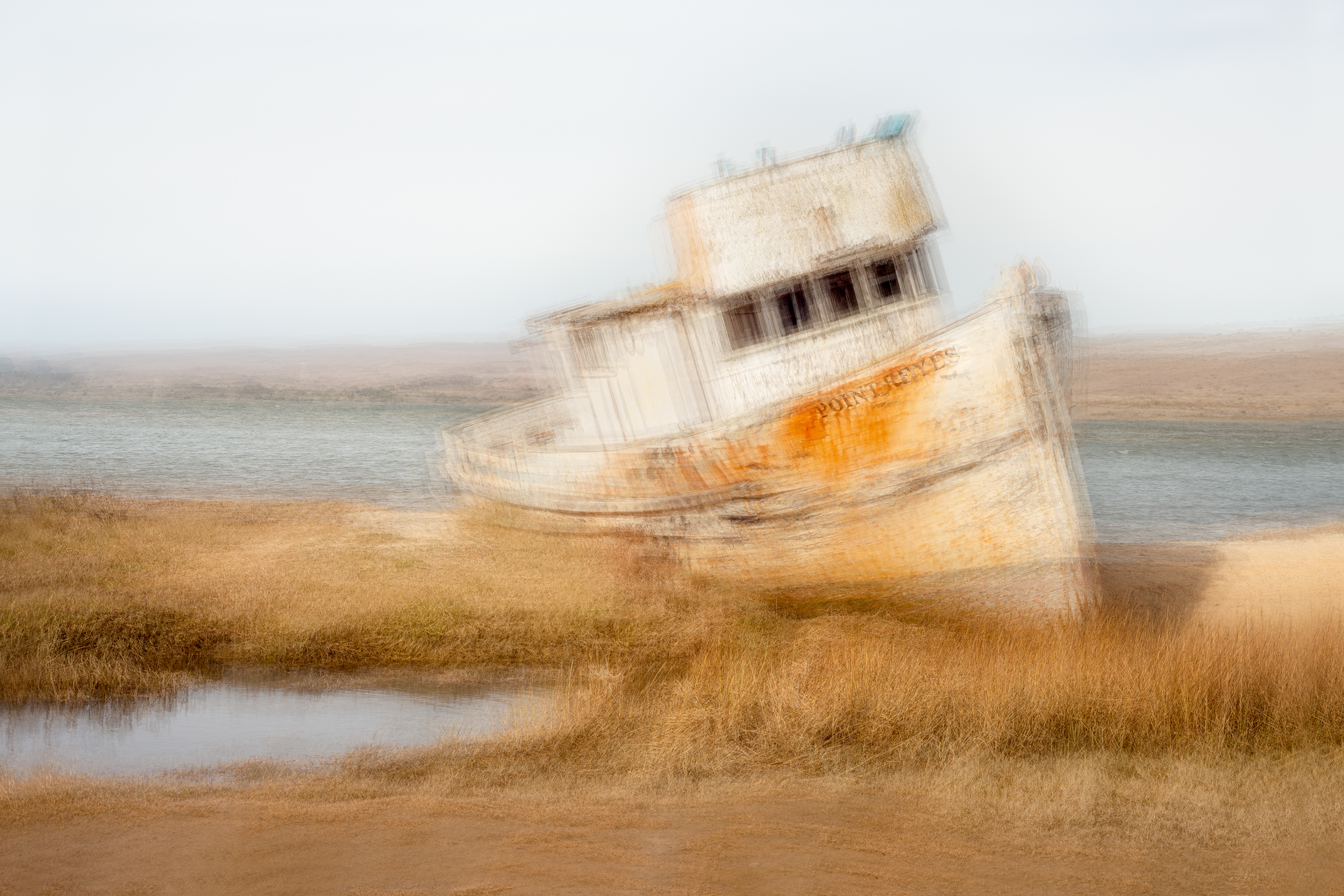 Point Reyes Shipwreck - Inverness (0022)