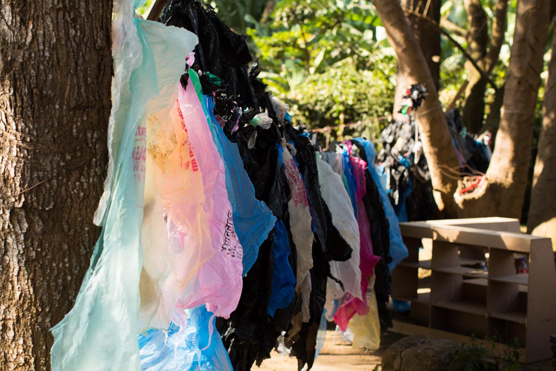 plastics recycled