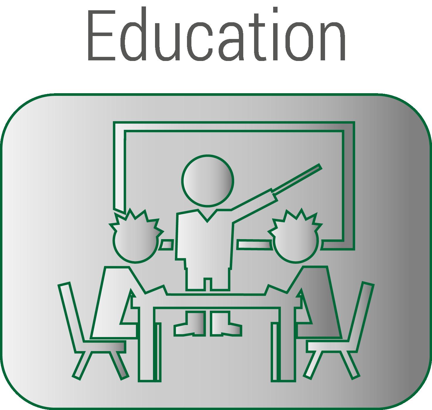 education button