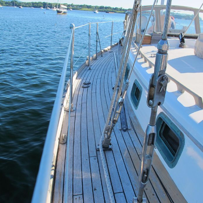 What to Look For - When Buying a Used Sailboat — FollowingSeas