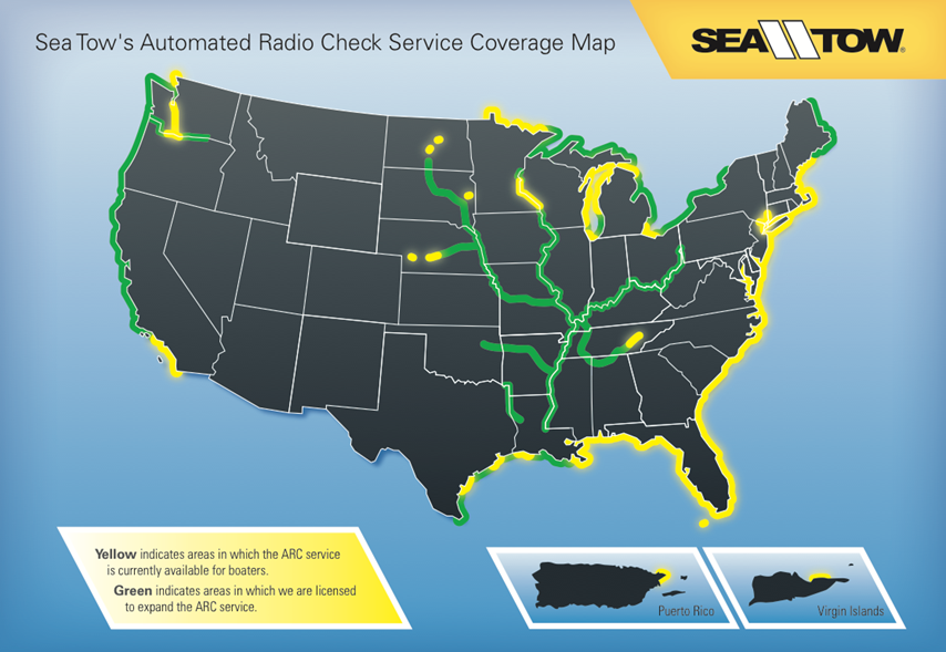 Get With The Program And Conduct A Proper Radio Check Followingseas