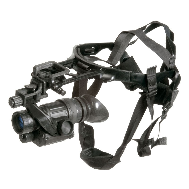My ITT 6015 monocular came with a harness for secure, hands-free operation, perfect for use on a boat at night.