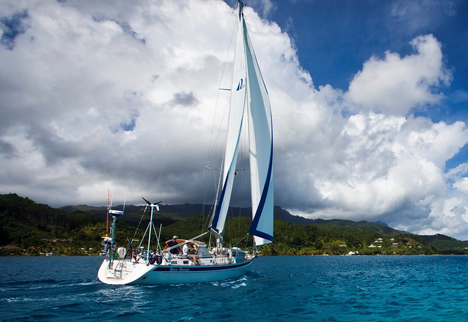 Blue Heron Sailing Riatea, Society Islands-crop.jpg