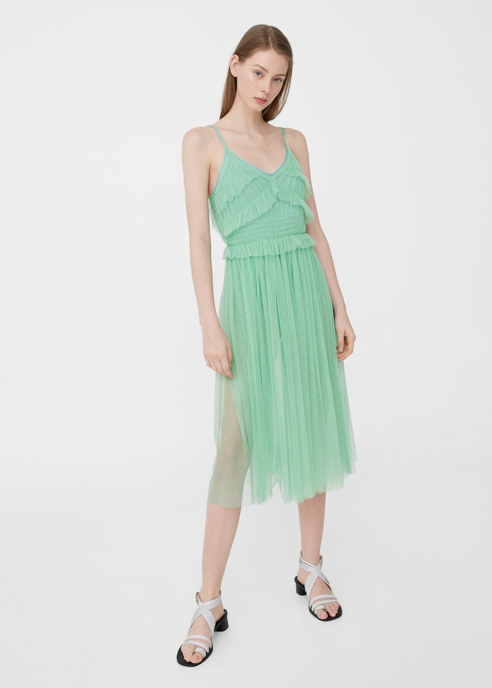 Tulle Dress  from Mango - $59.99