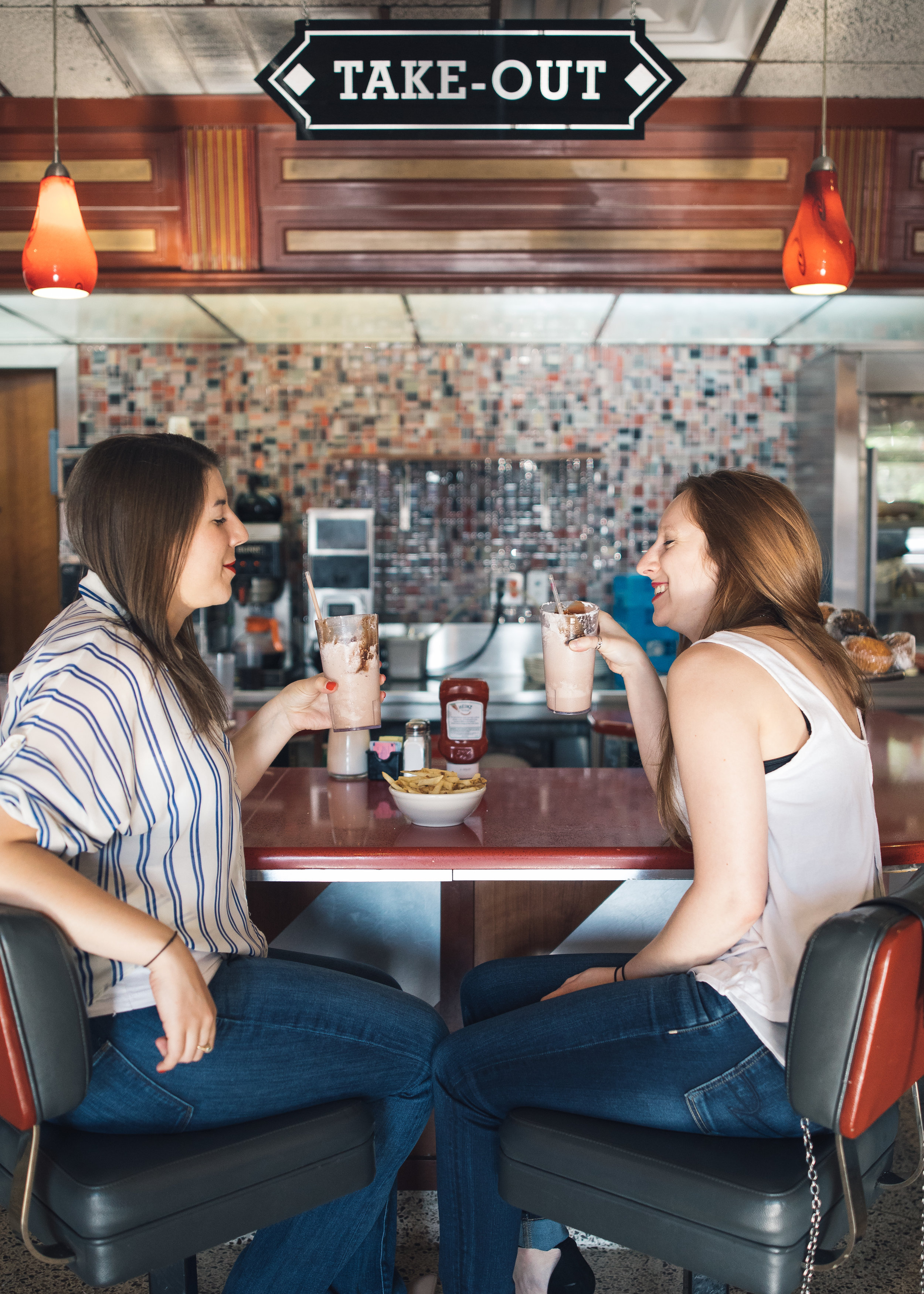 Broke Girls And The City. - By Sola Onitiri | Photos:Steven GrancellJess and Martine are self-proclaimed broke girls who love to travel, adventure & go to happy hour. We didn't choose the broke lifestyle, the broke lifestyle chose us.