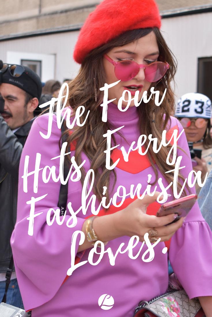 The Fashion Girls Favorite Hats
