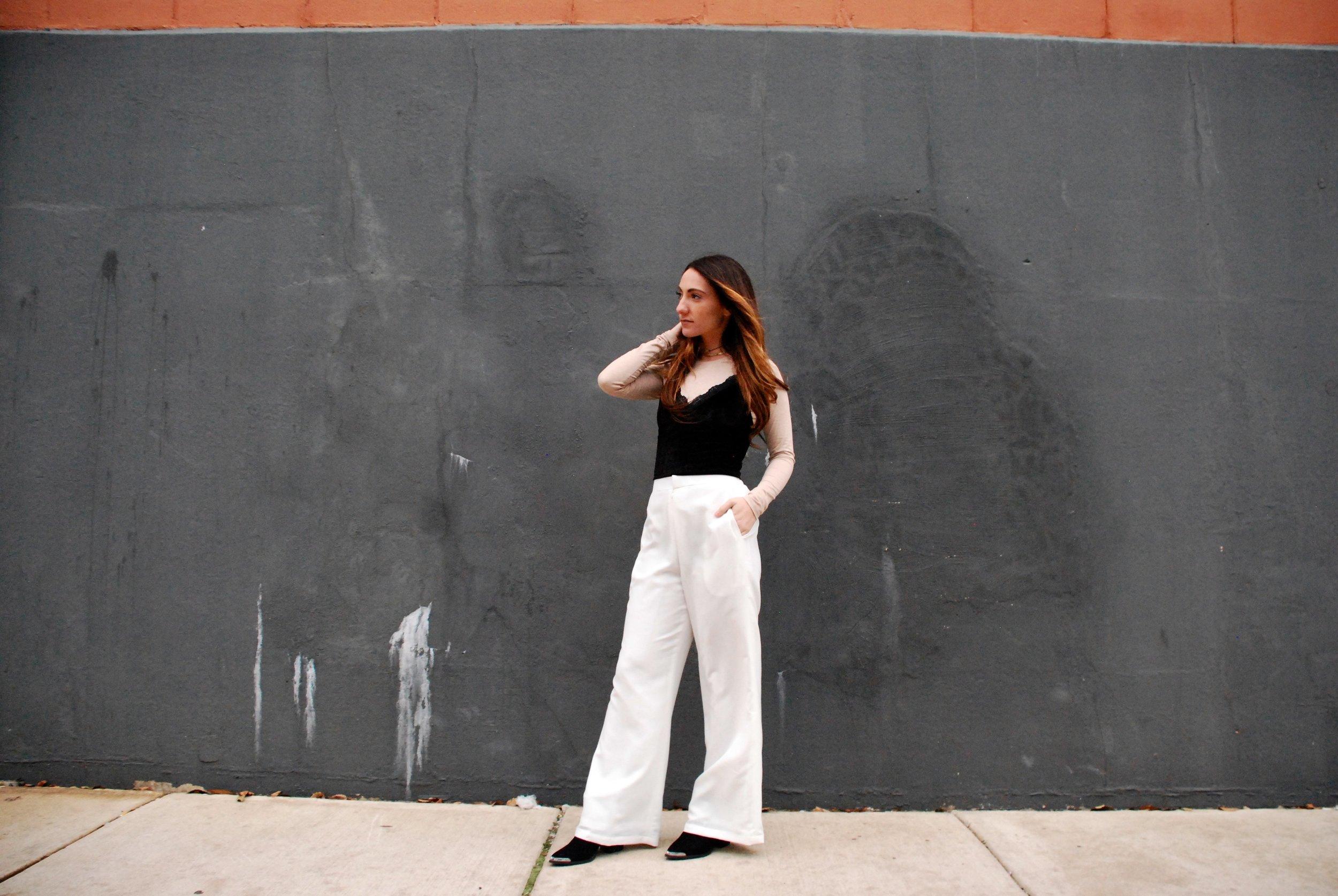 Influencer, Blogger, and Jewlery Designer Meg of Honest21 Photographed by Sola Onitiri