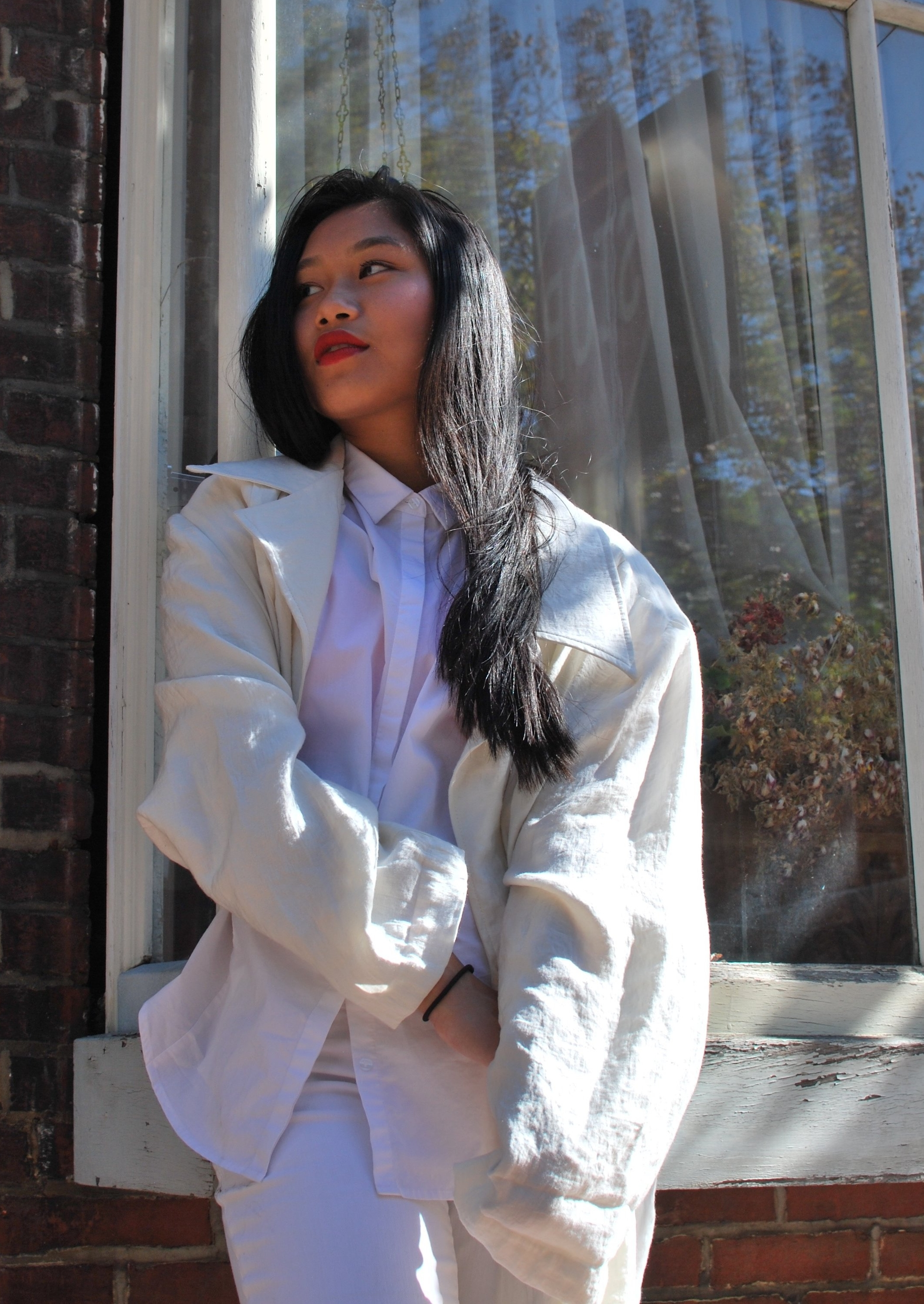 Actress, Model & Producer Jenna Lam Photographed by Sola Onitiri
