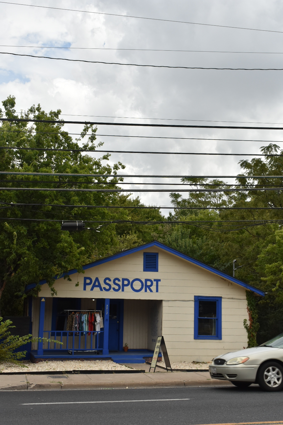 Denim Heaven aka Passport Vintage in Austin TX