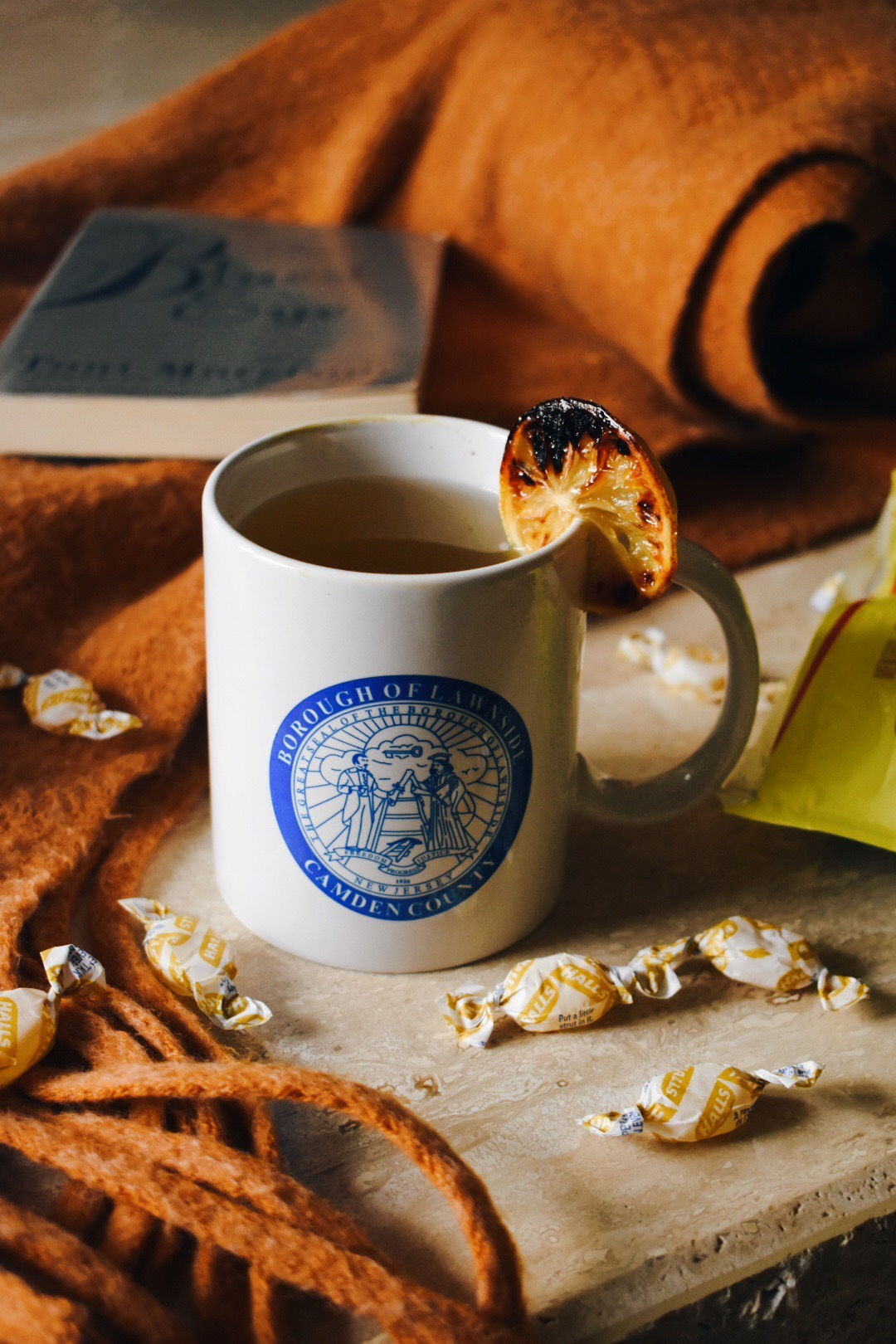 The classic Hot Toddy