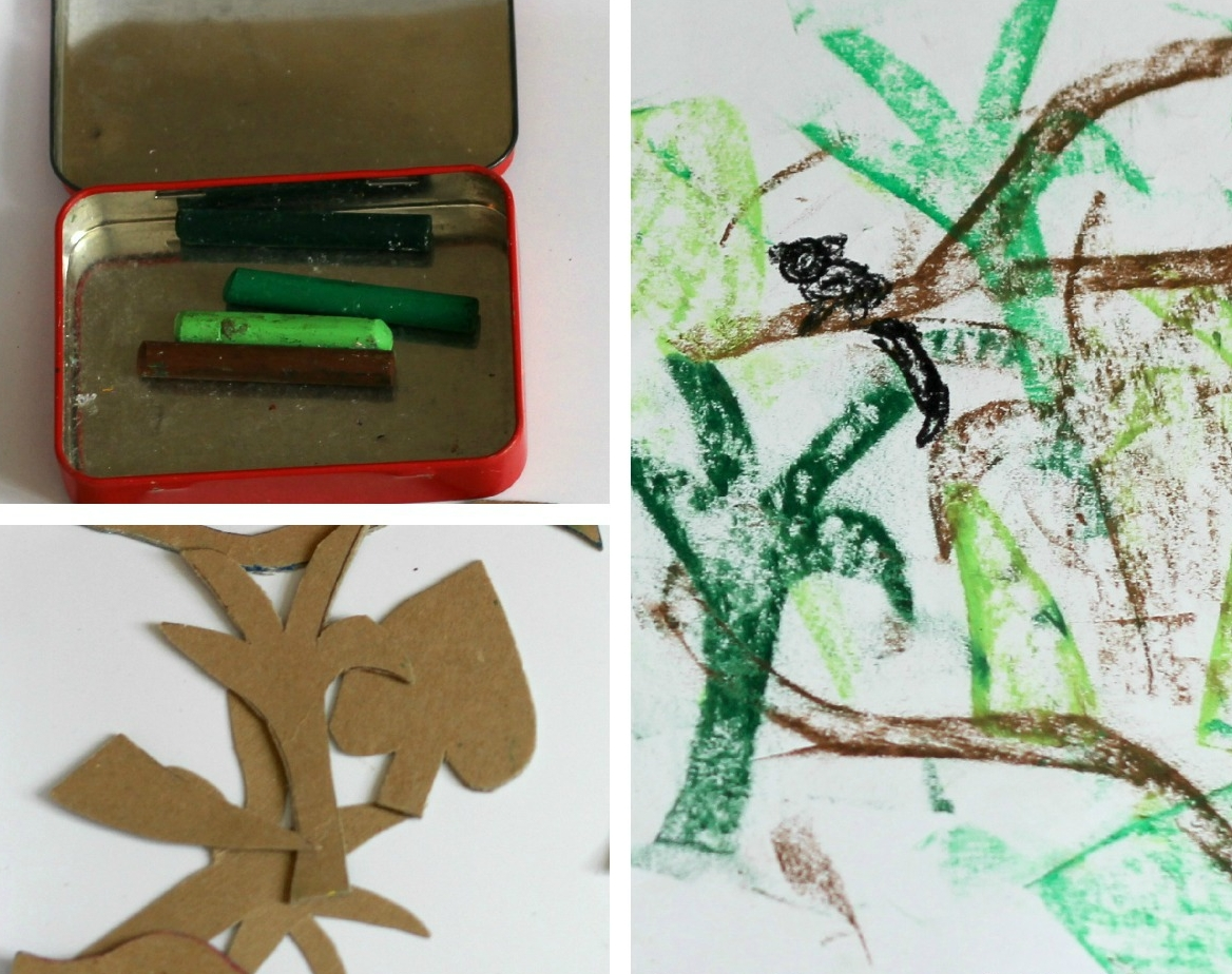 Learning About Monkeys from Montessori Mischief