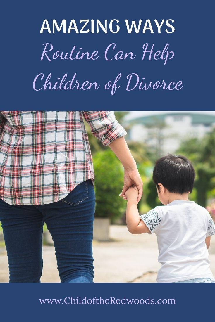 Helping Children of Divorce Pin 1