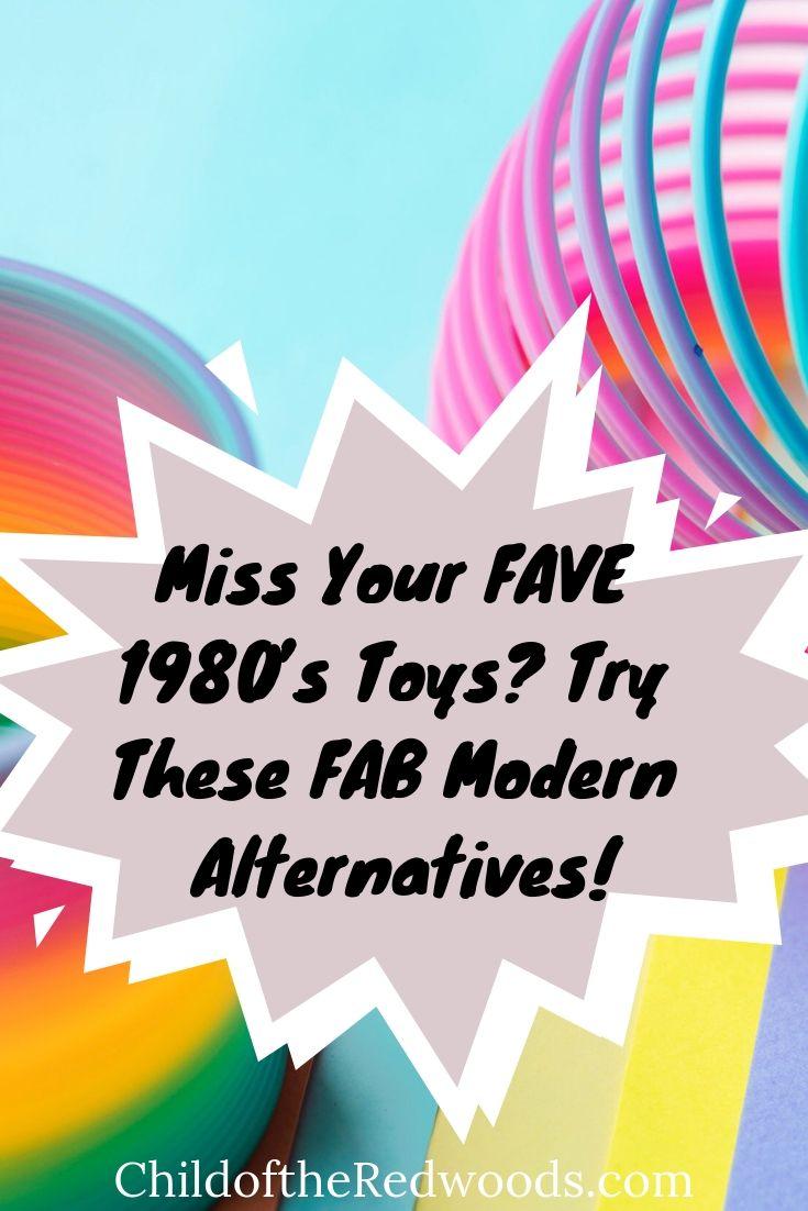 1980s Kids Toys Pin 1