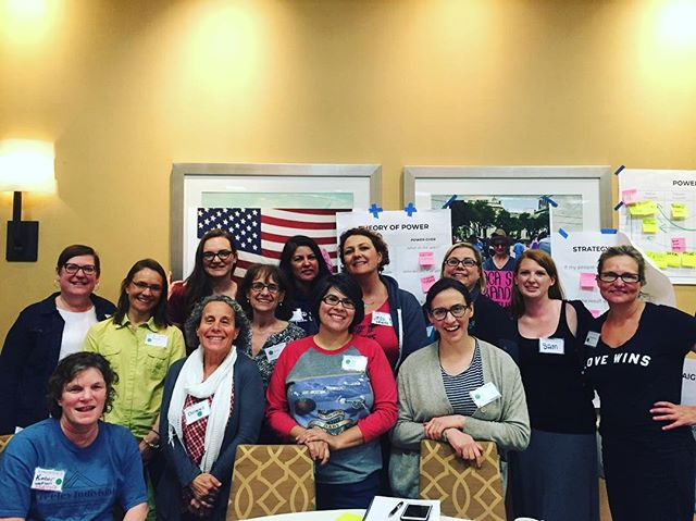 CO leaders at the Indivisible Institute in Houston #GoCO #IndivisibleCO #IndivisibleBoulder #BlueWave #Indivisible