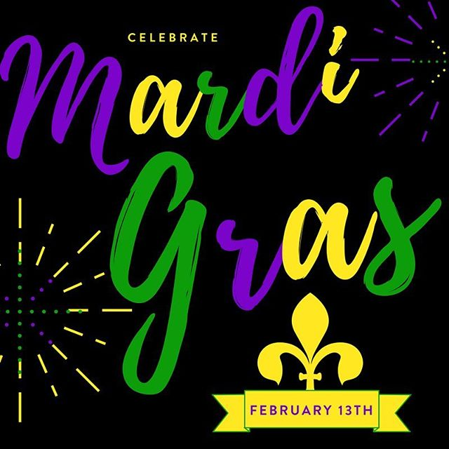 Hey Mr! Throw me some beads!! Hope you all indulge today. 🎭 . . . . . #mardigras #fattuesday #celebrate #neworleans #chicago #trending #cre #eventlife #celebrate #kingscake #throwmesomebeads #carnival #fun #party