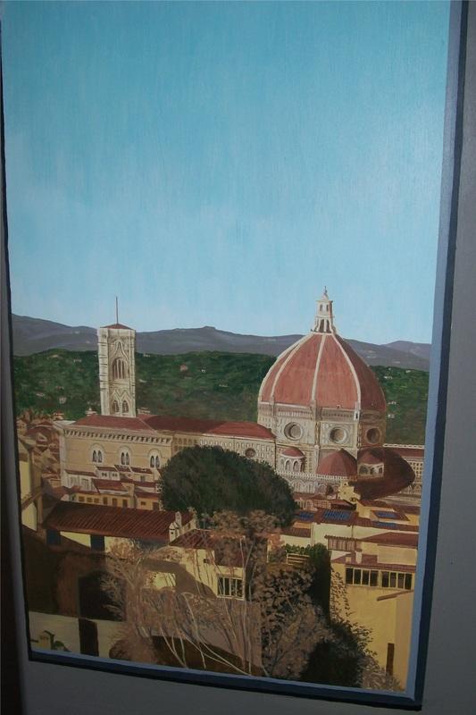 Firenze through the door?