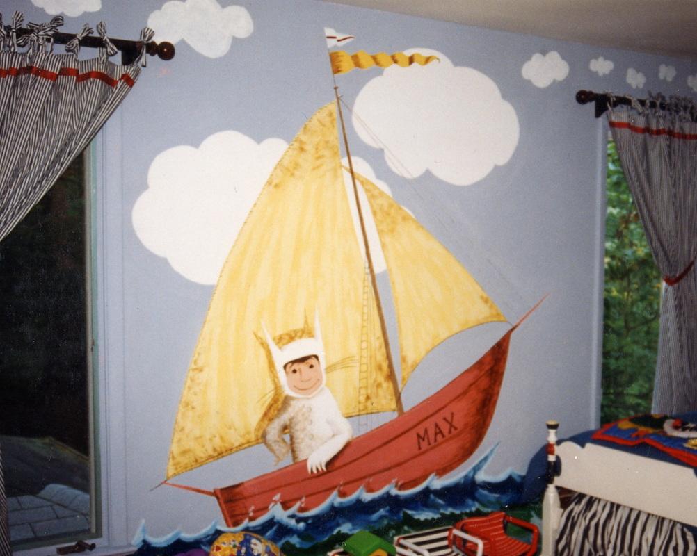 A private boat for Max