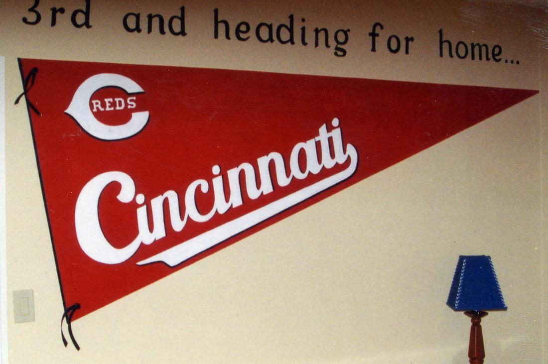Cincinnati Reds fan