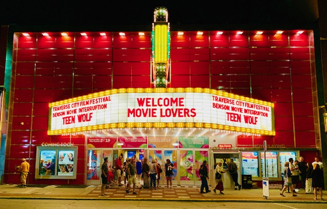 TC's State Theatre named by the Motion Picture Association. of America as the #1 Movie Theater In The World.