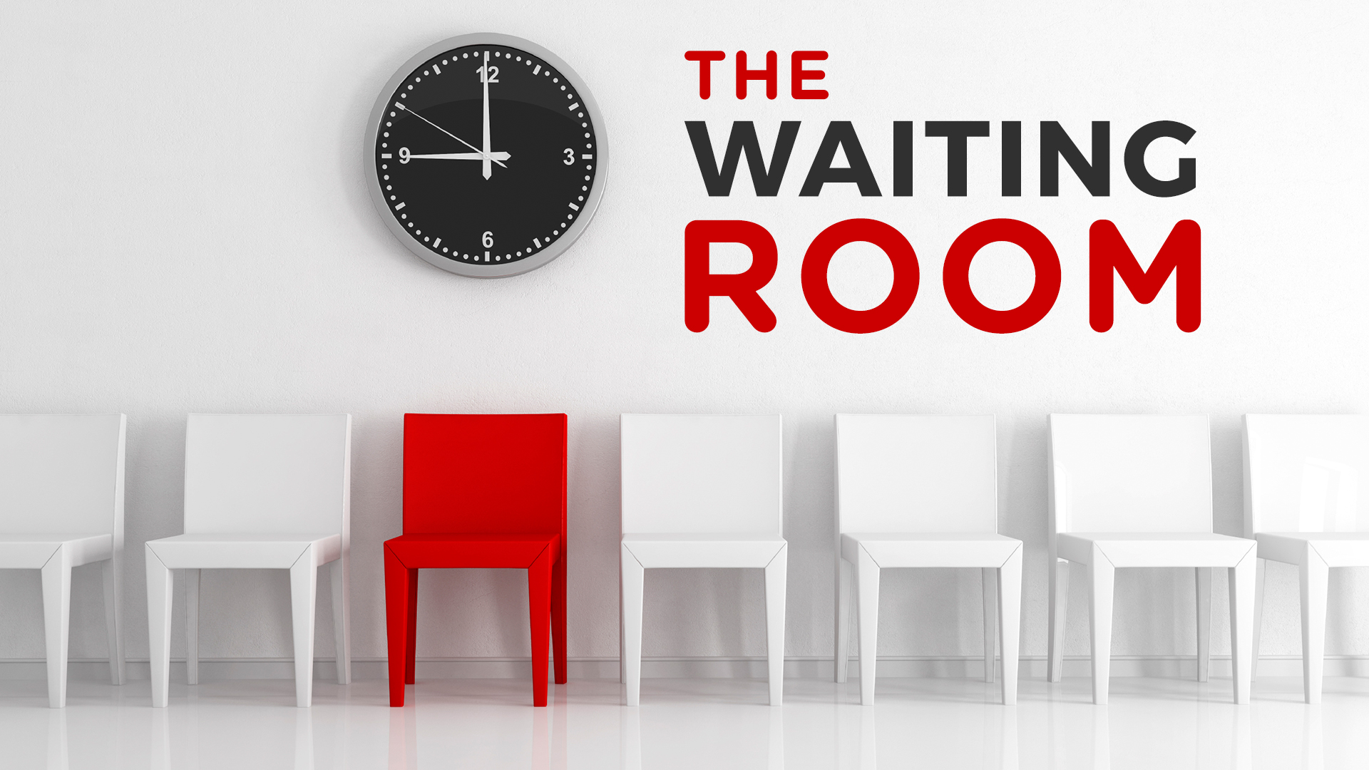The Waiting Room  - April 2017