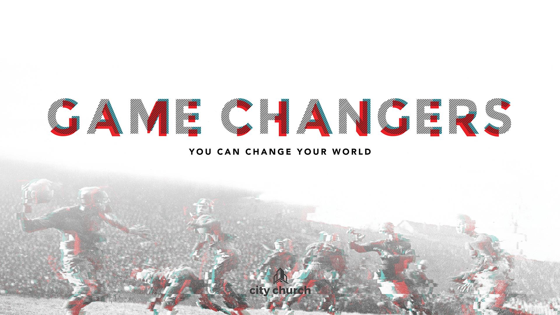 Game Changers  - November 2017