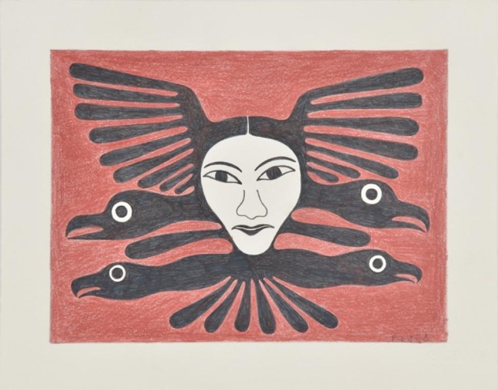 Raven Silhouette II