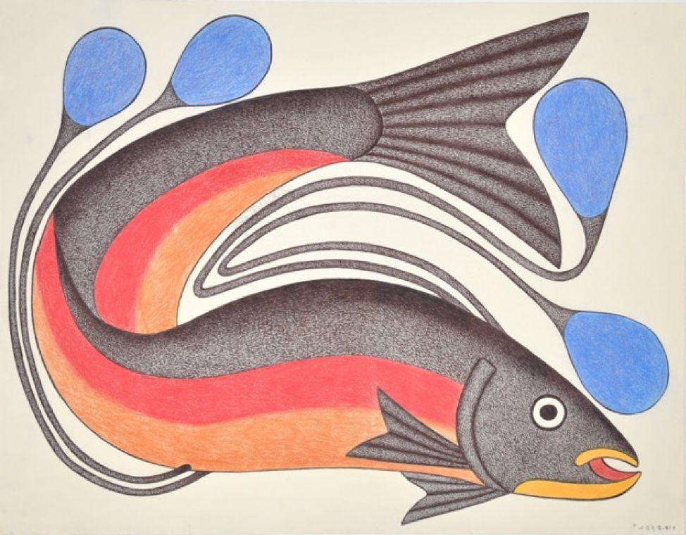 Iqalutsiavak (Beautiful Fish)