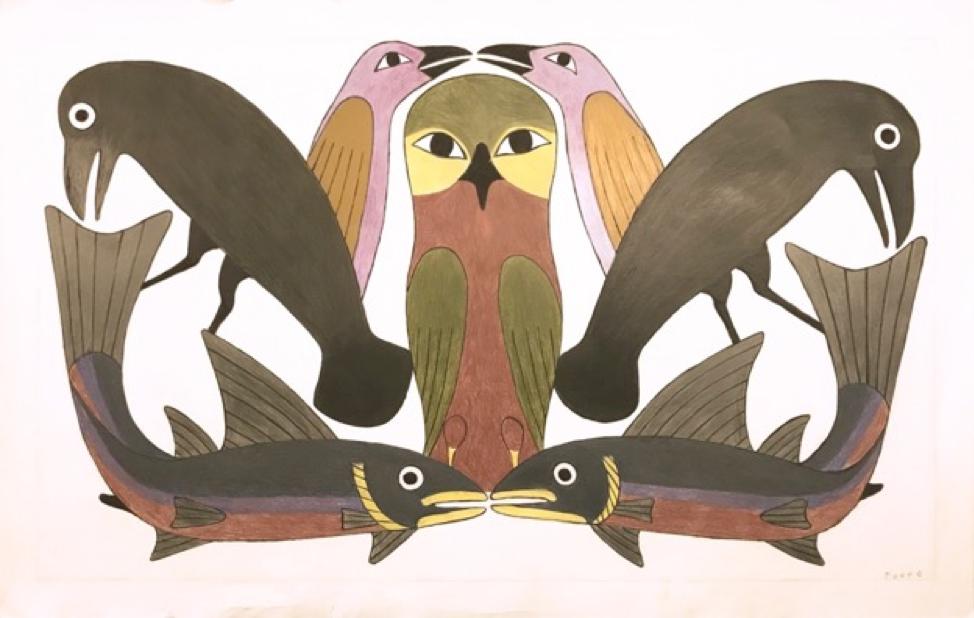 Owl's Consort
