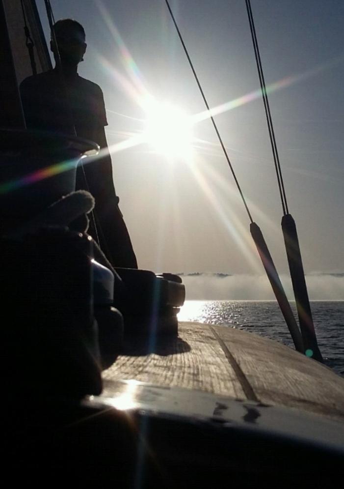 Bild 13 -Südwindsegeln Argo