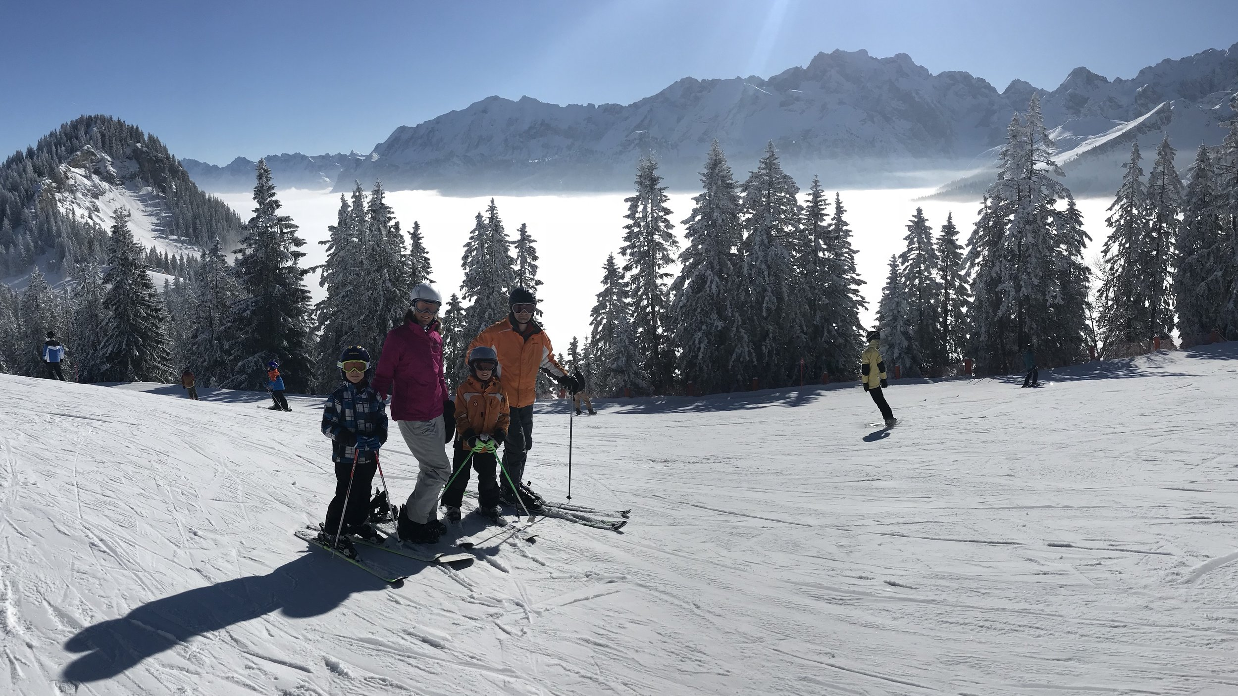 Bild 2 - Skitag