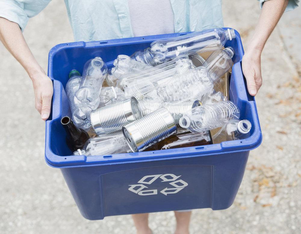 Enlèvement des déchets