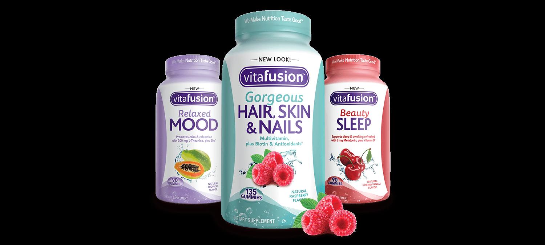Vitafusion Gorgeous Hair Skin And Nails 103