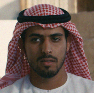 Shakhbut Saeed Al Kaabi as Nasser