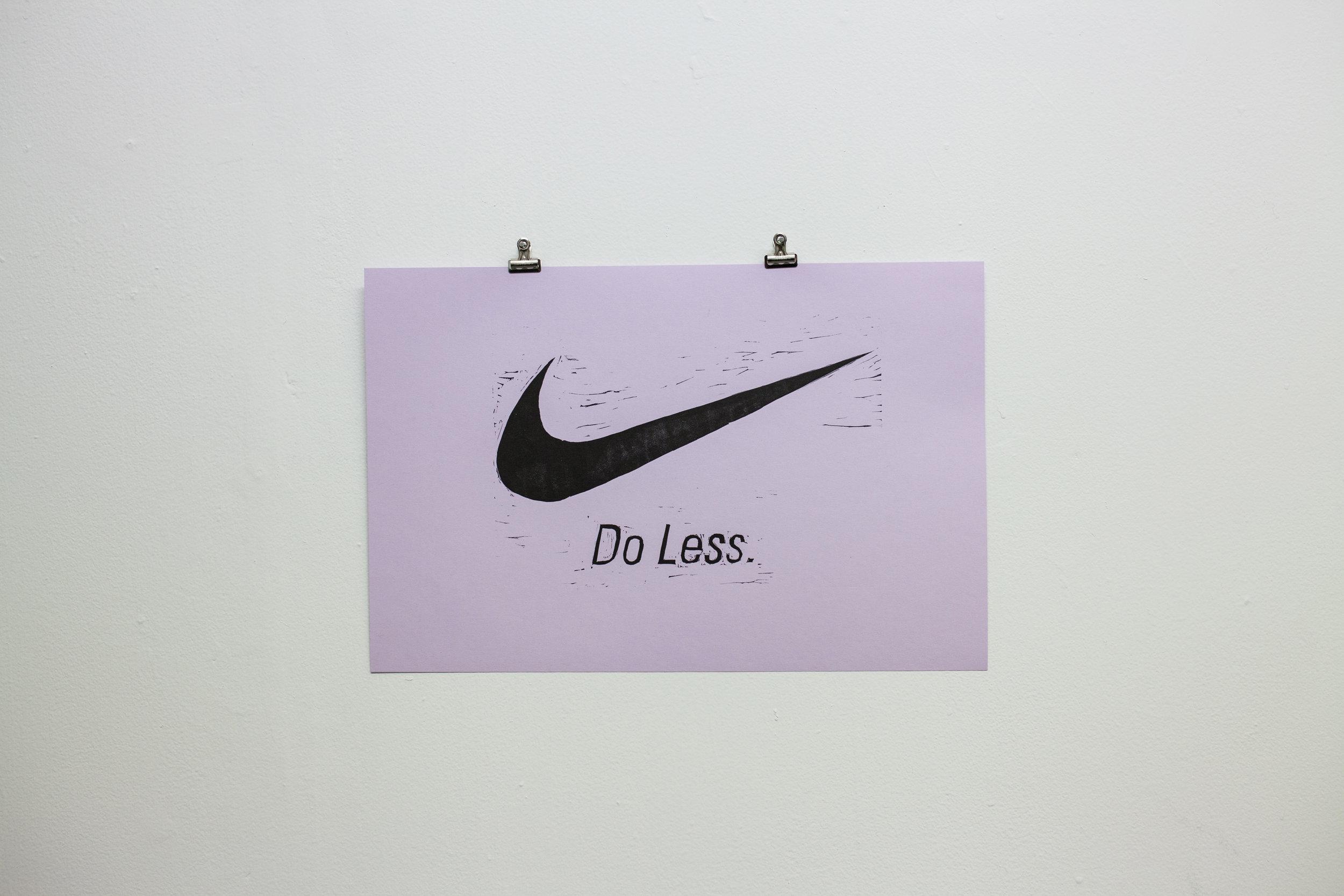 """""""Do Less"""""""