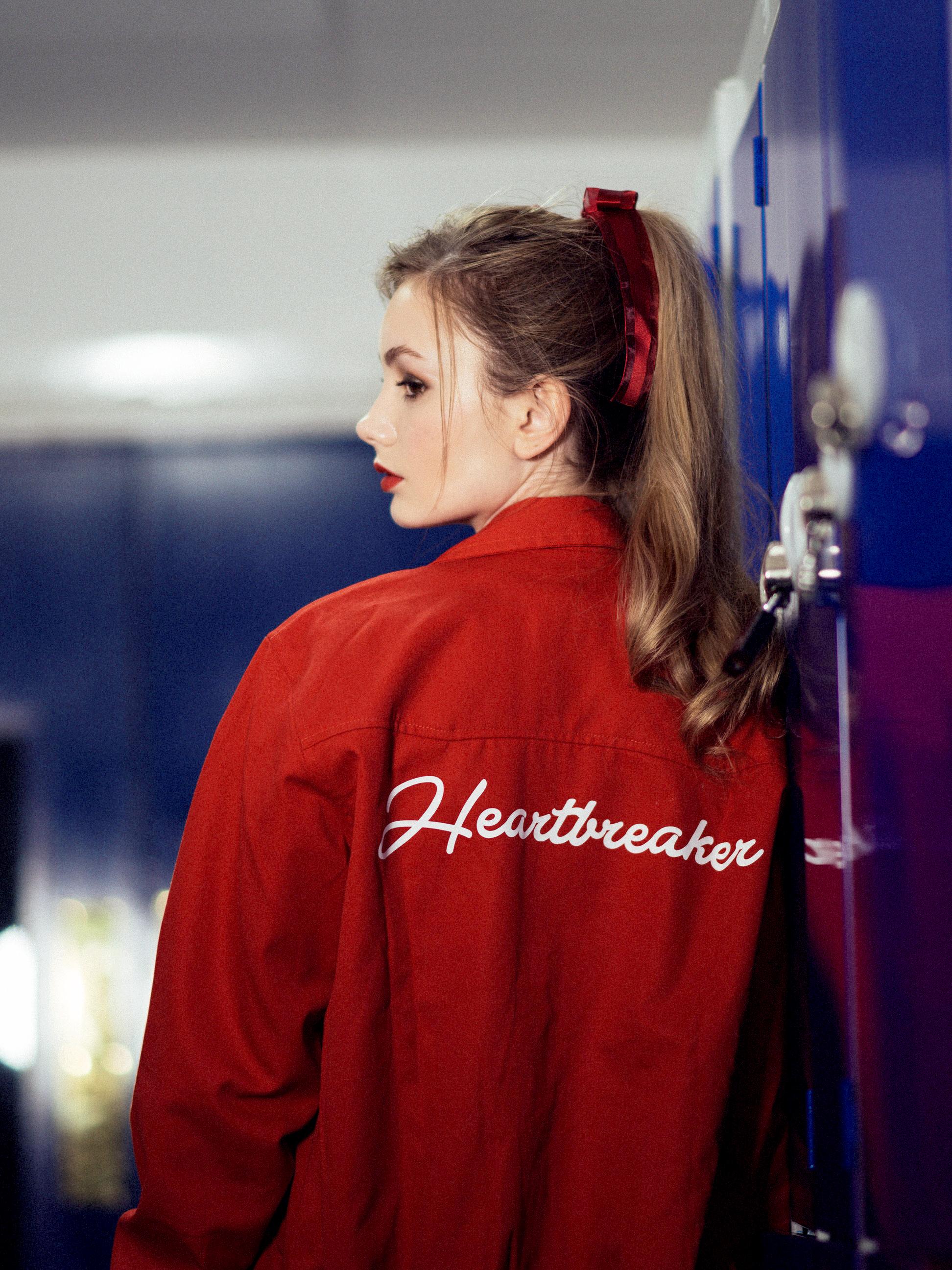 "Heather Chandler - ""Heartbreaker"" Jacket"