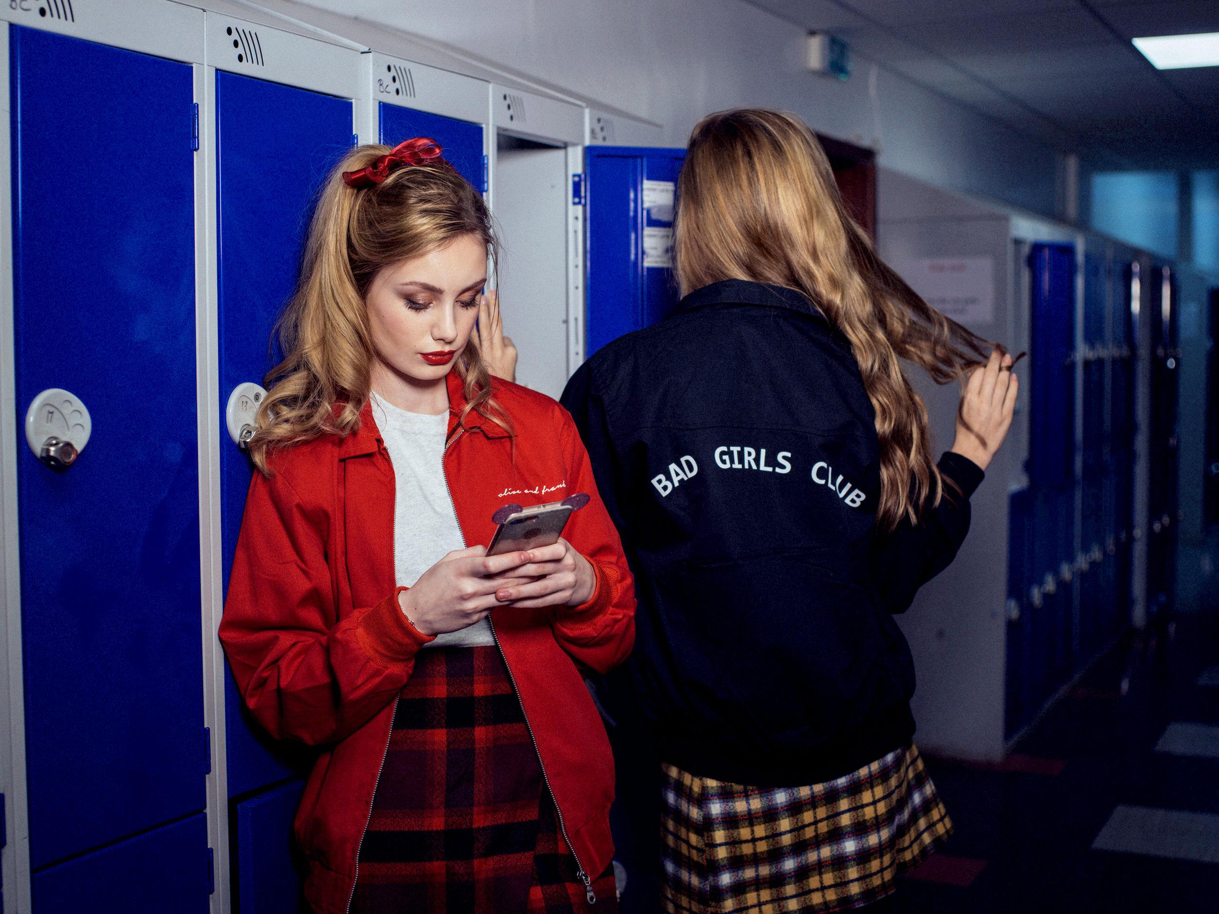 "Heather Chandler x Heather McNamara - ""Bad Girls Club"" Jacket"