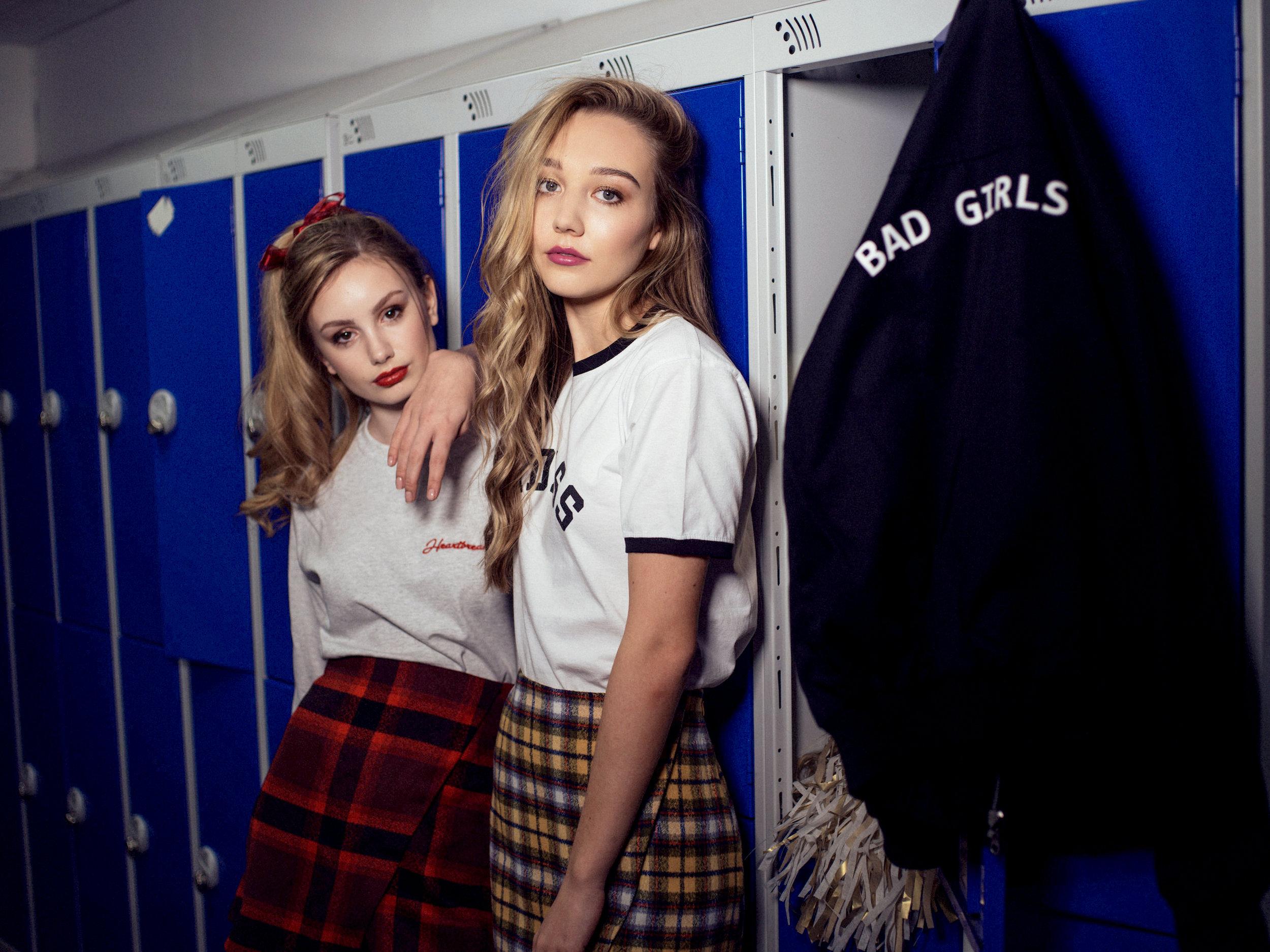 "Heather McNamara x Heather Chandler - ""Bad Girls Club"" Jacket"