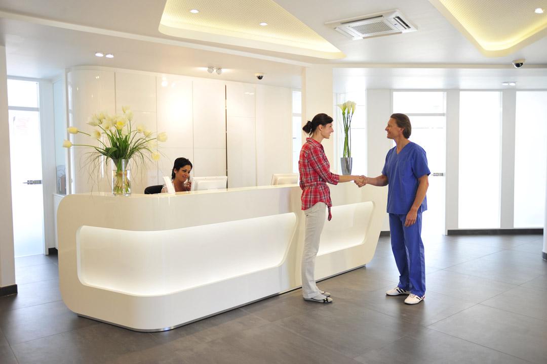Praxis für Mund-, Kiefer- und Gesichtschirurgie Stuttgart