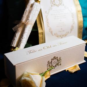 As seen in  Vogue  — Serena William's Fairytale Wedding