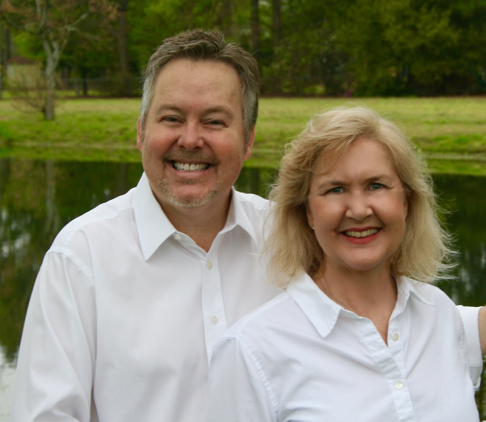 Pastor Stephen and Jeanne White