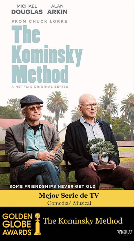 - BarryThe Good PlaceKiddingThe Kominsky MethodThe Marvelous Mrs. Maisel