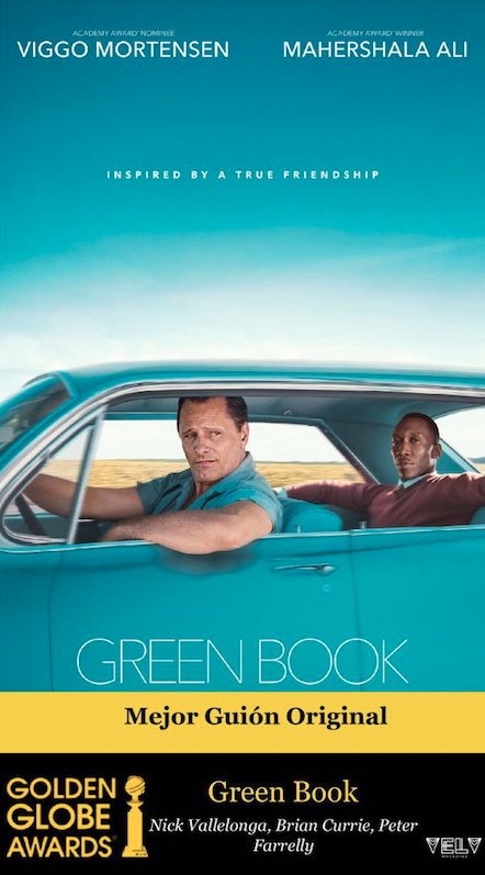 - Alfonso Cuaron, RomaDeborah Davis & Tony McNamara, The FavouriteBarry Jenkins, If Beale Street Could TalkAdam McKay, ViceBrian Hayes Currie, Peter Farrelly & Nick Vallelonga, Green Book
