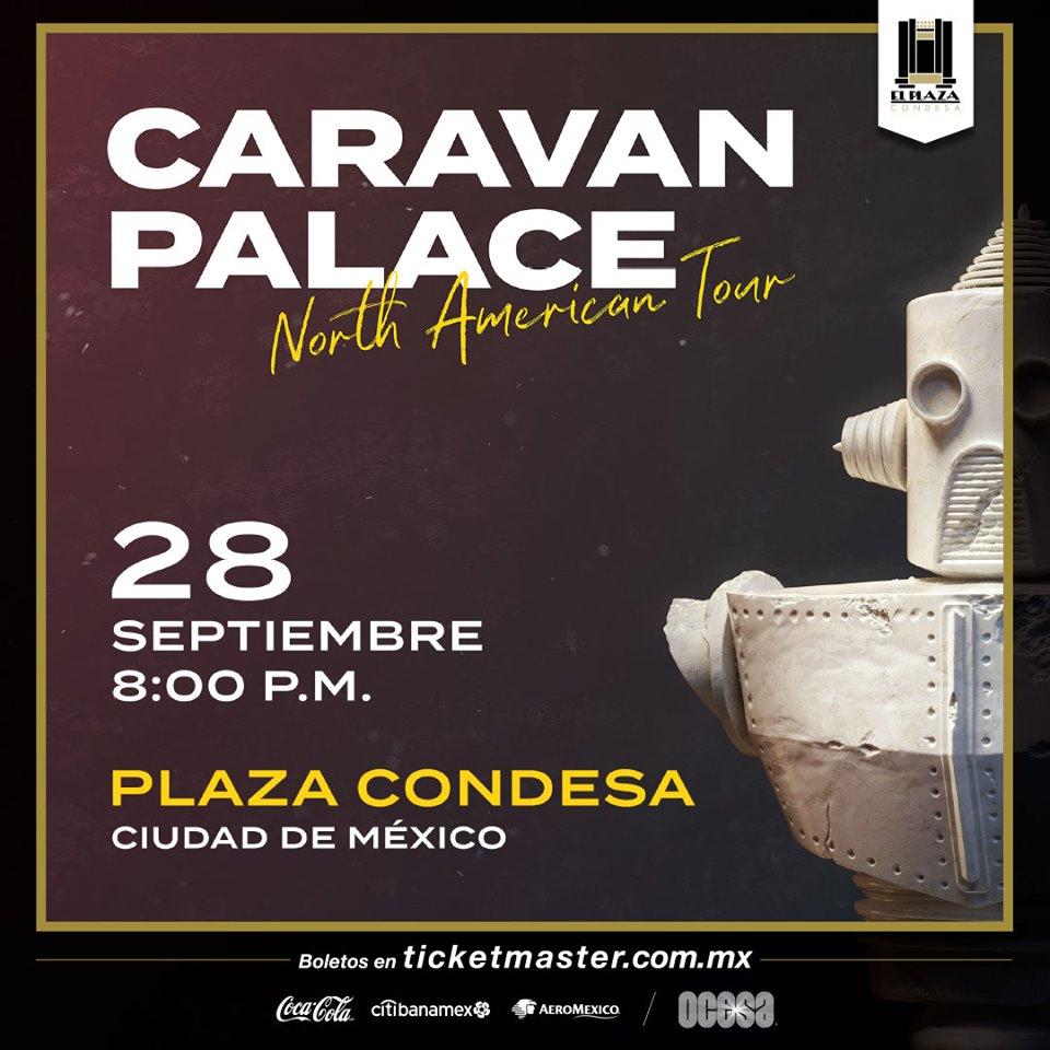 Caravan Palace El plaza.jpg